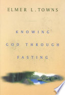 Knowing God Through Fasting Book
