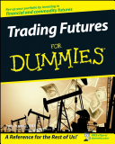 Cover of Trading Futures For Dummies