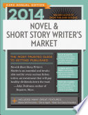 2014 Novel Short Story Writer S Market