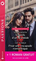 Captifs d'un scandale - Pour une escapade romantique - Brûlant comme un souvenir Pdf/ePub eBook