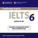 Cambridge IELTS 6 Audio CDs