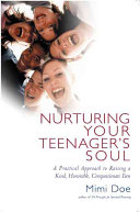 Nurturing Your Teenager s Soul Book