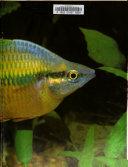 Rainbowfishes of Australia and Papua New Guinea