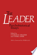 The Leader Psychohistorical Essays