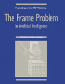 Pdf The Frame Problem in Artificial Intelligence Telecharger