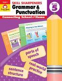 Skill Sharpeners Grammar and Punctuation  Grade 5