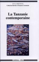 Pdf La Tanzanie contemporaine Telecharger
