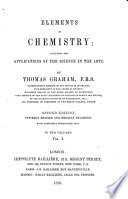 Elements of Chemistry Book