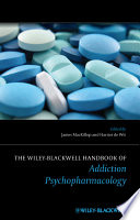 The Wiley Blackwell Handbook Of Addiction Psychopharmacology Book PDF