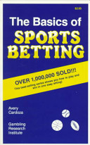 The Basics Of Sports Betting