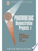 Photovoltaic Demonstration Projects 2 Book PDF