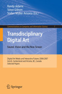 Transdisciplinary Digital Art