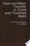 Heat And Mass Transfer In Fixed And Fluidized Beds Book PDF