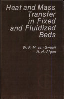 Heat And Mass Transfer In Fixed And Fluidized Beds