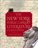 Read Online The New York Public Library Literature Companion For Free