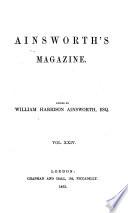Ainsworth's Magazine
