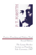 Positive Preaching and Modern Mind  Second Edition