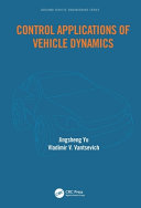 Control Applications of Vehicle Dynamics
