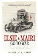 Elsie and Mairi Go to War Pdf/ePub eBook
