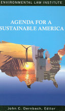 Agenda for a Sustainable America