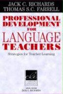 Professional Development for Language Teachers