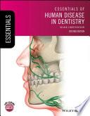 Essentials of Human Disease in Dentistry Book