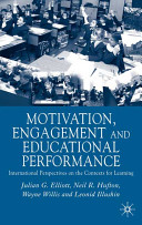 Motivation  Engagement and Educational Perfomance