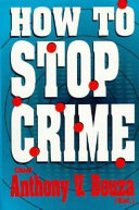 How to Stop Crime