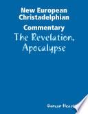 New European Christadelphian Commentary The Revelation Apocalypse