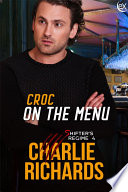 Croc On The Menu Book