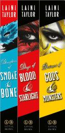 Daughter of Smoke & Bone: The Complete Gift Set Pdf