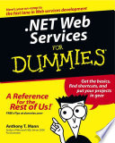 .NET Web Services For Dummies