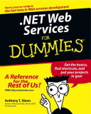 NET Web Services For Dummies