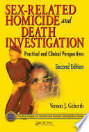 Sex Related Homicide and Death Investigation
