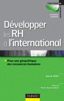 Pdf Développer les RH à l'international Telecharger