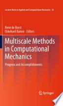 Multiscale Methods in Computational Mechanics Book