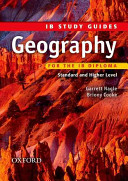 Cover of IB Study Guide: Geography