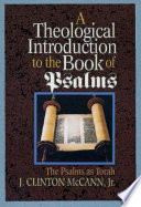 A Theological Introduction to the Book of Psalms