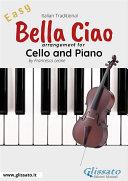Pdf Bella Ciao - Cello and Piano Telecharger