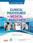 Clinical Procedures For Medical Assistants Pageburst E Book On Vitalsource