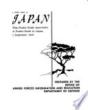 A Pocket Guide to Japan Book PDF