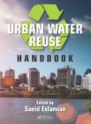 Urban Water Reuse Handbook [Pdf/ePub] eBook