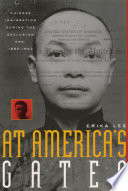At America S Gates Book