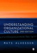 Understanding Organizational Culture