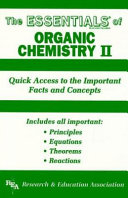 The Essentials of Organic Chemistry