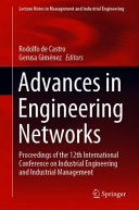 Advances in Engineering Networks Book