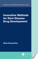 Innovative Methods for Rare Disease Drug Development