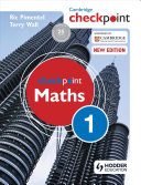 Books - Checkpoint Mathematics Students Book 1 | ISBN 9781444143959