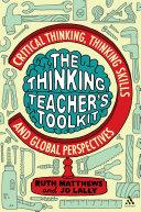 The Thinking Teacher's Toolkit Pdf/ePub eBook