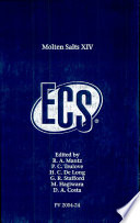 Molten Salts XIV Book